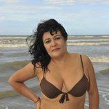 Emma Díaz de 'Supervivientes 2011' en bikini