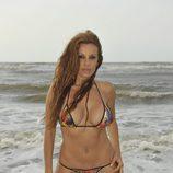 Sonia Monroy en bikini en 'Supervivientes 2011'