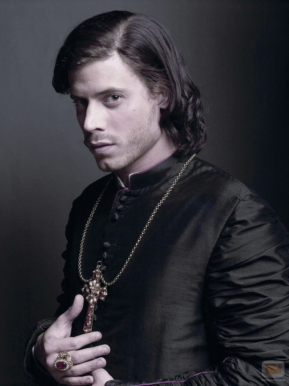 François Arnaud es César Borgia en 'Los Borgia'