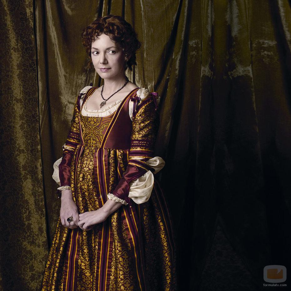 Joanne Whalley es Vanozza en 'Los Borgia' - Imagen Foto FórmulaTV