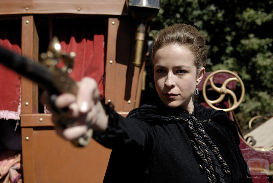 Blanca Díaz de Andrade en 'Piratas'