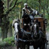 Asalto al carruaje de Blanca Díaz de Andrade