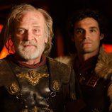 Galba y su hijo Fabio en 'Hispania'