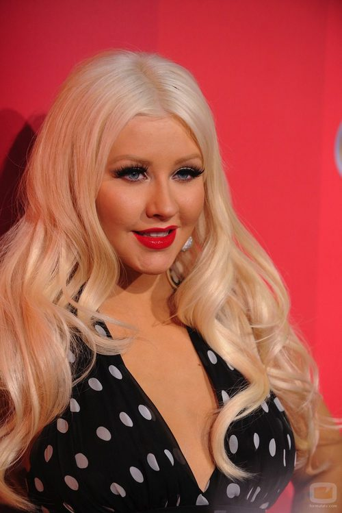 Christina Aguilera de 'The Voice'