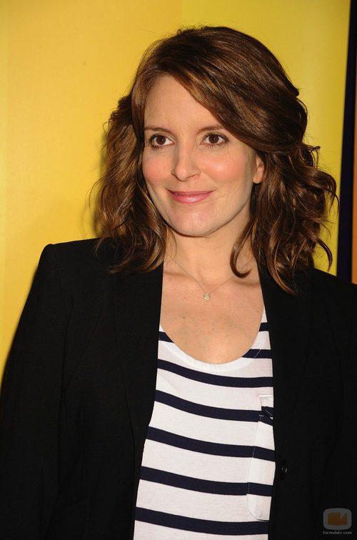 Tina Fey en los 'Upfronts 2011'