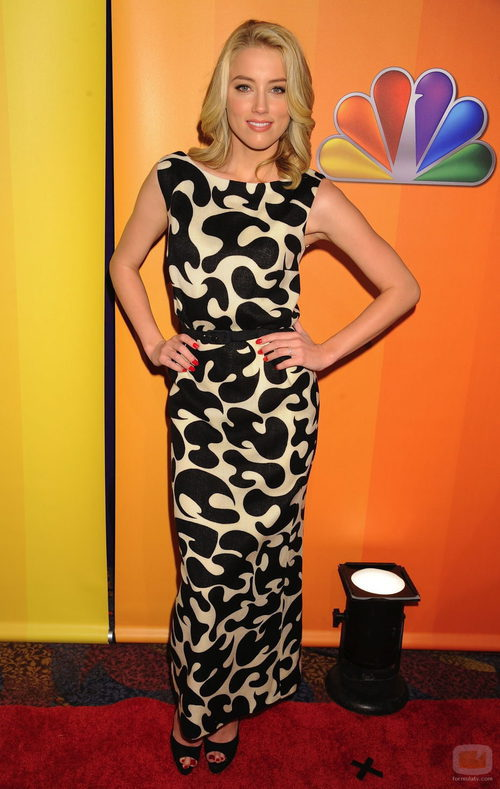 Amber Heard de 'The Playboy Club'