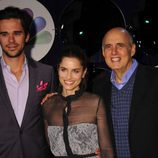 Elenco de 'Bent' en los Upfronts de NBC