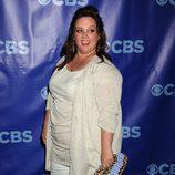 Melissa McCarthy de 'Mike and Molly' en los Upfronts 2011