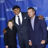 Elenco de 'NCIS: Los Angeles' en los Upfronts 2011
