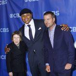 Elenco de 'NCIS: Los Angeles' en los Upfronts 2011