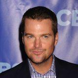 Chris O'Donnell en los Upfronts 2011 de CBS