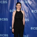 Julianna Margulies en los Upfronts 2011 de CBS