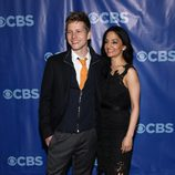 Matt Czuchry y Archie Panjabi de 'The Good Wife'