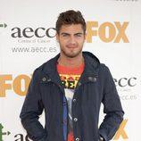 Maxi Iglesias en el photocall de Fox