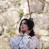 Carmen Bocanegra es capturada en la serie 'Piratas'