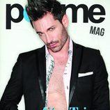 Portada de Popme Magazine con Aitor Trigos