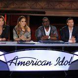 El jurado de 'American Idol' en los castings