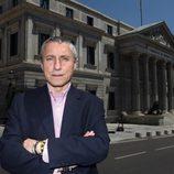 Melchor Miralles, presentador de 'Con voz y voto'