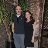 Fernando Guillén Cuervo y Carmen Machi en la presentación de 'Rescatando a Sara'