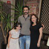 Sara, Abdel y Leticia de 'Rescatando a Sara'