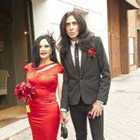 La boda de Alaska y Mario Vaquerizo