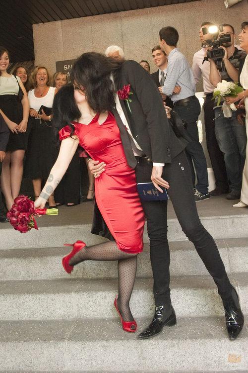 Alaska y Mario Vaquerizo se casan