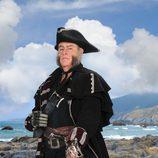 Aitor Mazo interpreta al Capitán Bocanegra en 'Piratas'