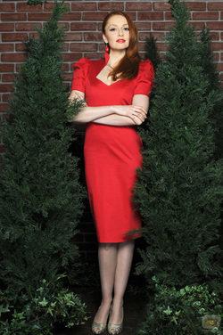 Cristina Castaño en una imagen promocional de \'La que se avecina\'
