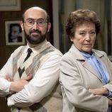 Javier Cámara y Amparo Baró en 'Los Quién'