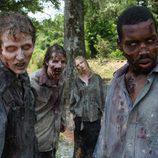 Imagen de la segunda temporada de 'The Walking Dead'