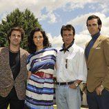 Carmina Ordóñez y sus ex maridos