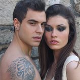 El actor Adrián Rodríguez y la modelo Leyre Lomas