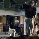 Iris se lanza a los brazos de Bulajic en 'Ángel o demonio'