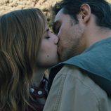Valeria y Natael se besan en 'Ángel o demonio'