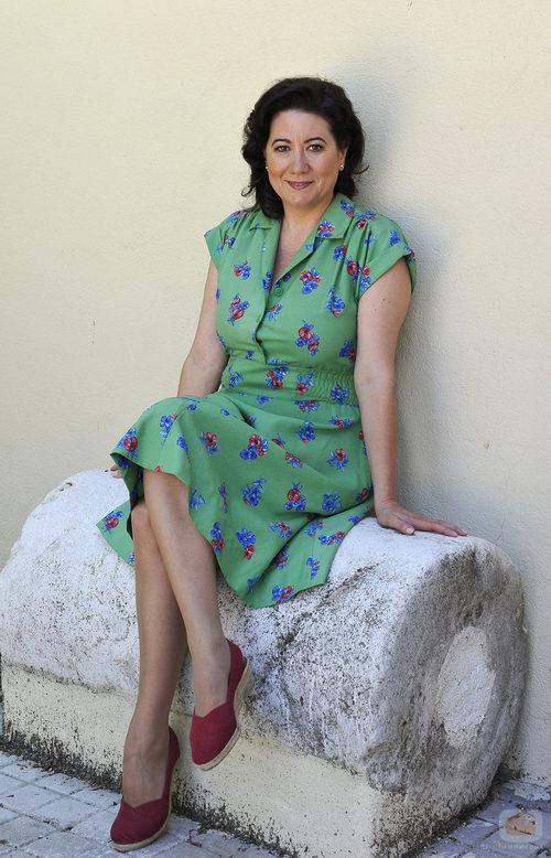 Luisa Martín es María, la madre de Rocío Dúrcal en 'Marieta'