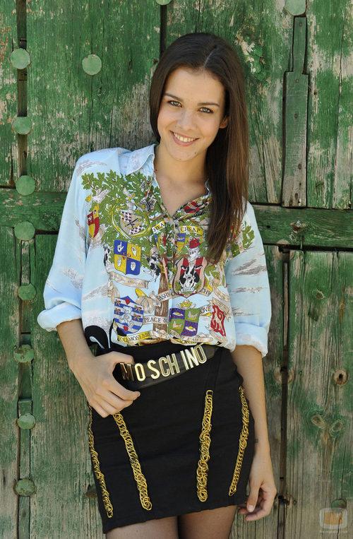 Sandra Blázquez es Carmen Morales en 'Marieta', TV Movie sobre Rocío Dúrcal