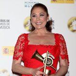 Antena 3 prepara una encuesta sobre Isabel Pantoja