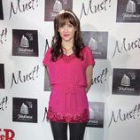 Virginia Labuat en la segunda edición de los premios Must!