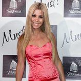 Natalia en los premios Must! Magazine