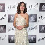 La periodista Marta Fernández, durante la gala de los premios Must!