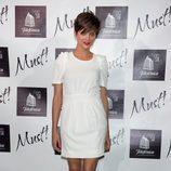 Macarena Gómez durante los premios Must! 2011