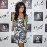 Lucía Pérez en los premios de Must! Magazine