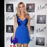La cantante Edurne en los premios Must! 2011