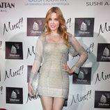 Carolina Bang en los premios Must! 2011