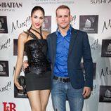 Álex Casademunt en los premios Must! 2011