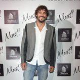Álex García, de 'Tierra de Lobos', en los premios Must! 2011