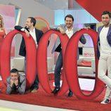 1000 programas de 'Espejo público'