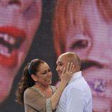 Isabel Pantoja, emocionada ante la llegada de Kiko Rivera