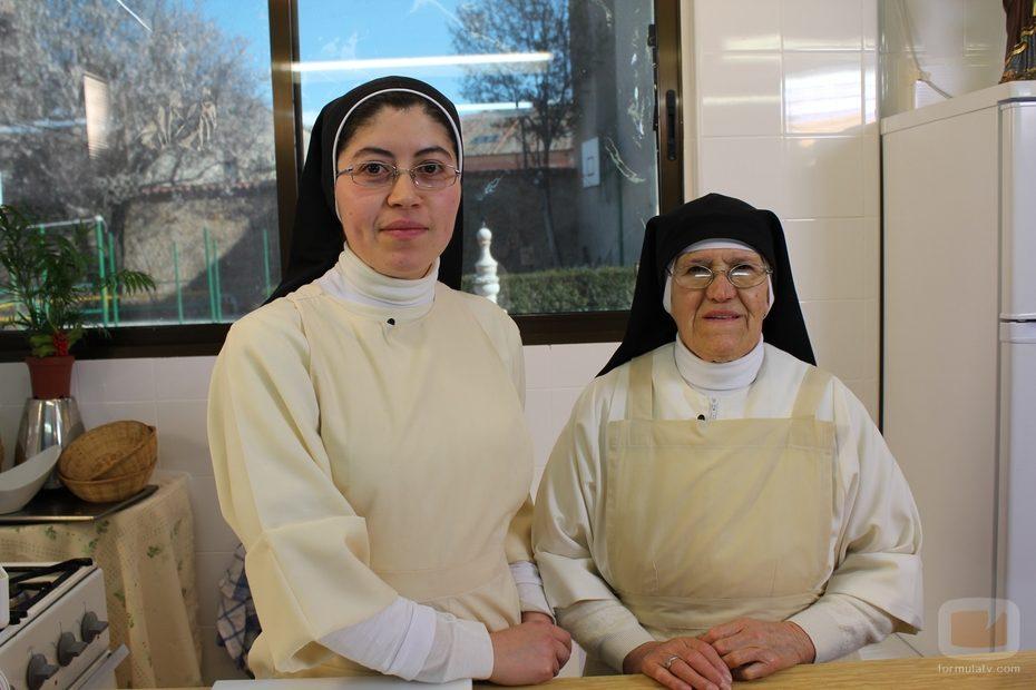 Sor Liliana y Sor Beatriz, monjas cocineras de 'Bendito paladar'