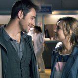 Natael y Valeria en 'Ángel o demonio'